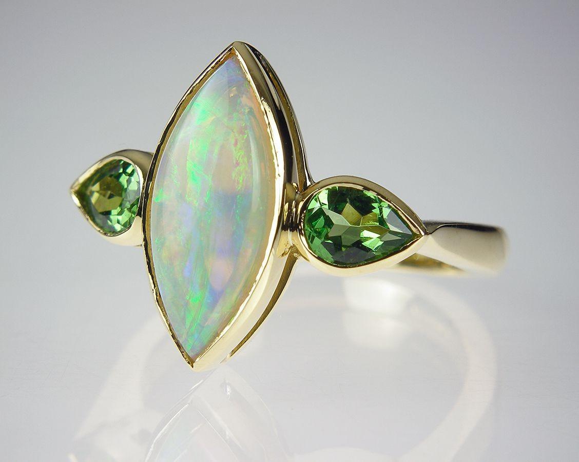 Resultado de imagen para diamantoides garnet RINGS