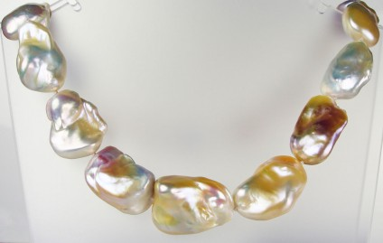 Ming Pearl Necklace -